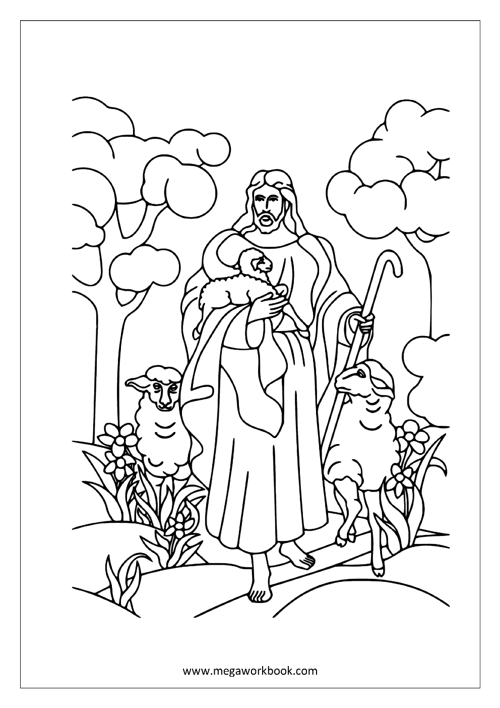 Christmas Coloring Pages - Christmas Coloring Sheets ...