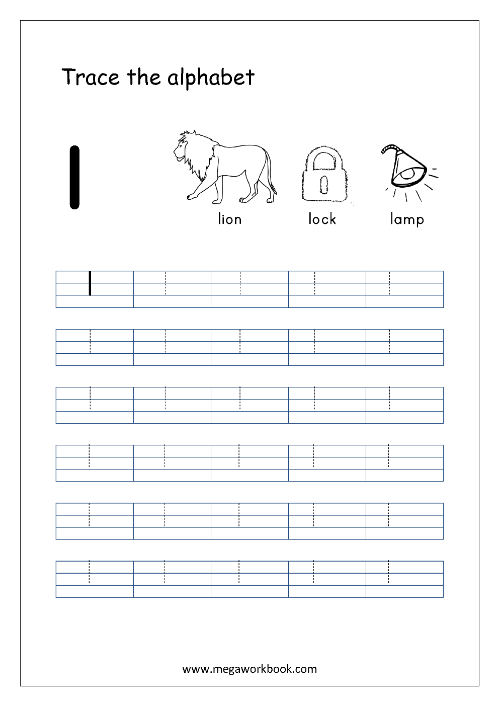 alphabet tracing small letters alphabet tracing worksheets alphabet tracing sheets free. Black Bedroom Furniture Sets. Home Design Ideas
