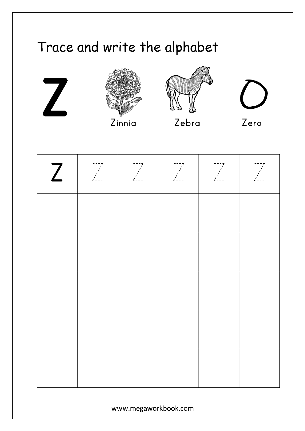 Free English Worksheets