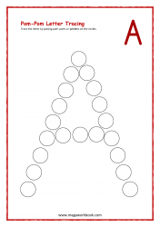 Uppercase A