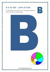 B for Ball - Capital B