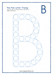 Uppercase B