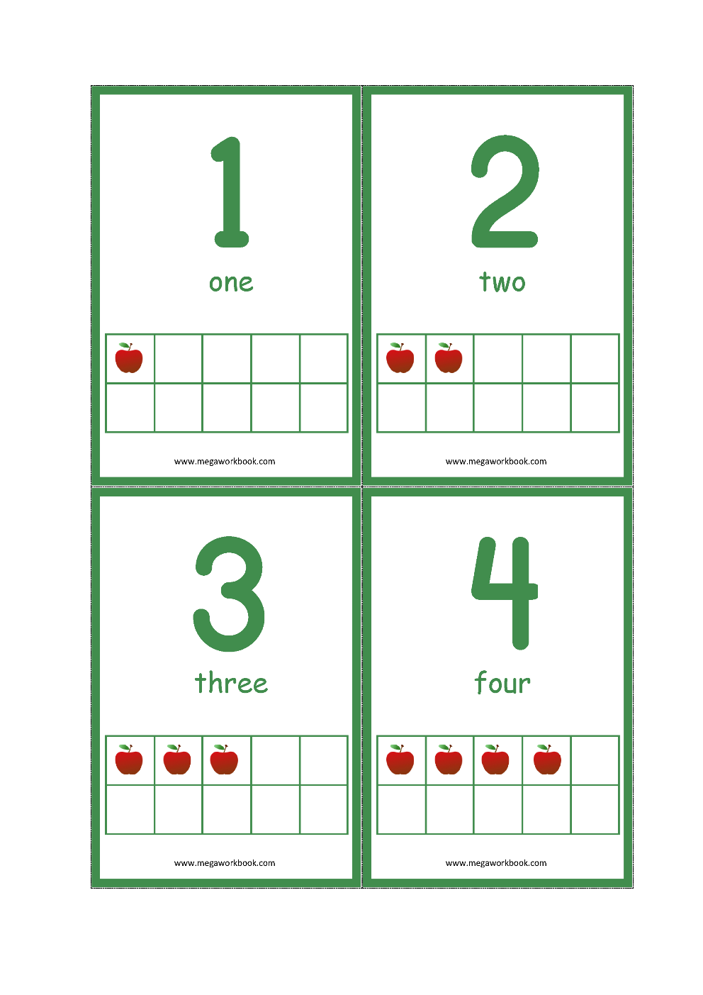 graphic about Printable Ten Frame called 10 Body Printables - 10 Body Math Counting Video game 1-10