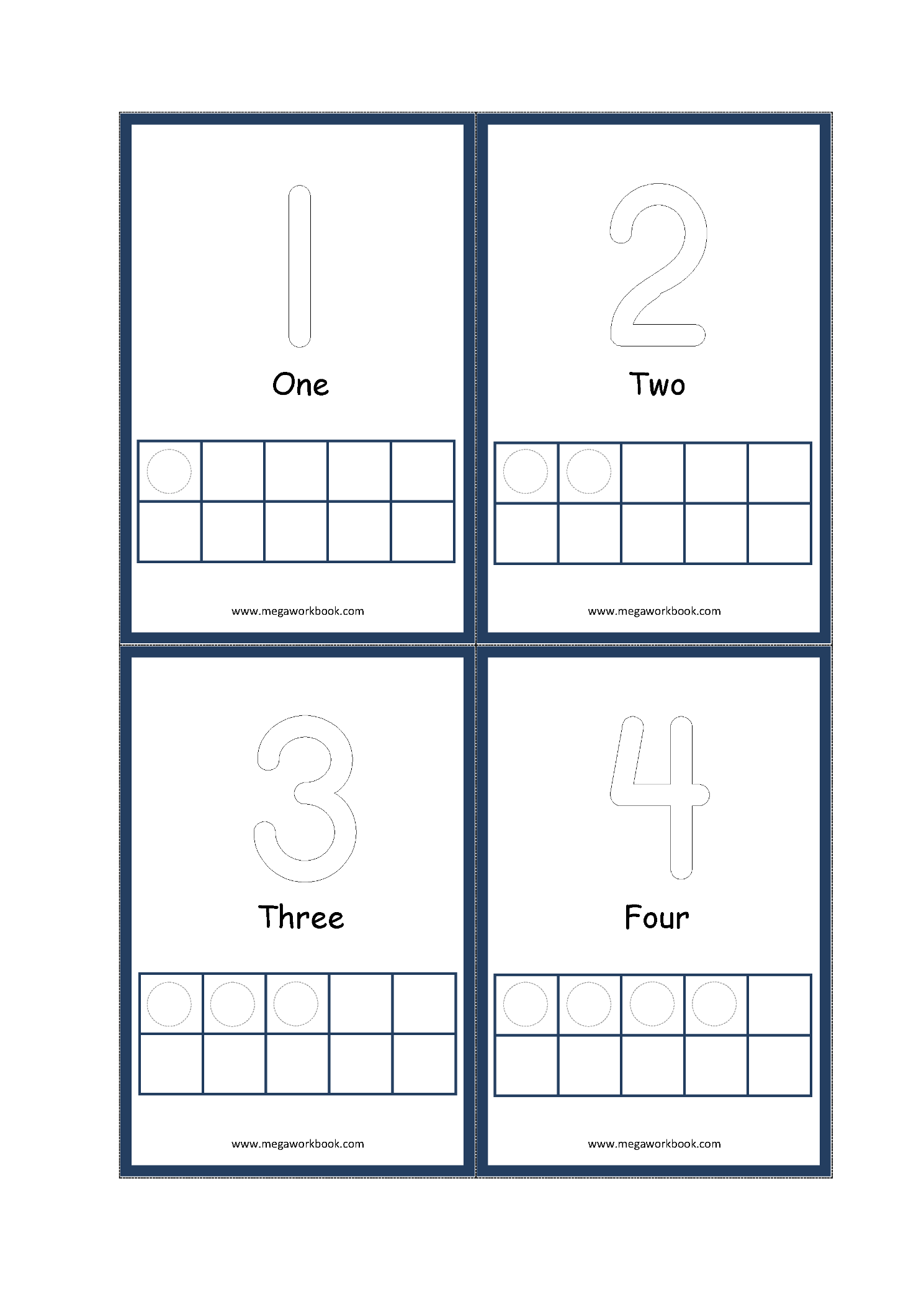 picture regarding Ten Frame Printable named 10 Body Printables - 10 Body Math Counting Match 1-10