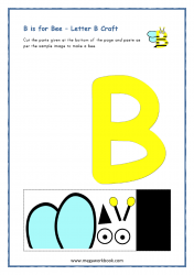 B for Bee - Capital B