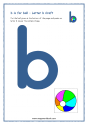 B for Ball - Small B