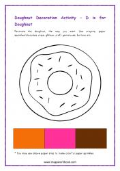 Decorate Your Doughnut
