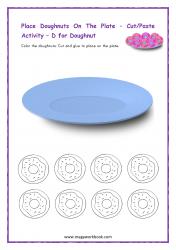 Put Doughnuts In Plate