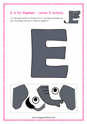 E for Elephant - Capital E