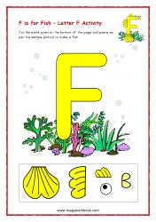 F for Fish - Capital F