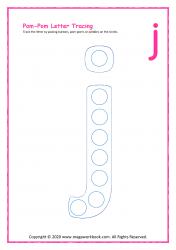 Lowercase j
