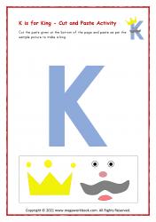 K for King - Capital K