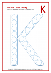 Uppercase K