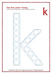 Lowercase k