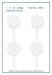 Line/Curve Tracing