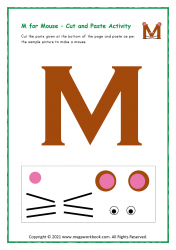 M for Mouse - Capital M