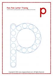 Lowercase p