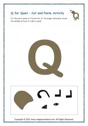 Q for Quail - Capital Q