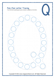 Uppercase Q