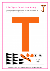T for Tiger - Capital T