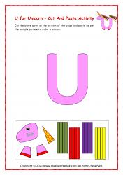 U for Unicorn - Capital U