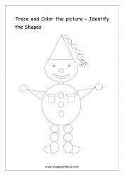 Identify The Shapes - Joker
