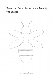 Identify The Shapes - Bee